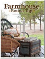 TexasLIVE magazine, farmhouse round top